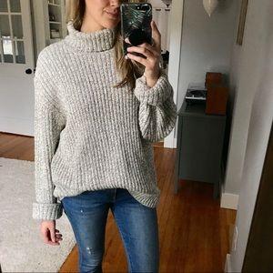 J. crew oversized sweater